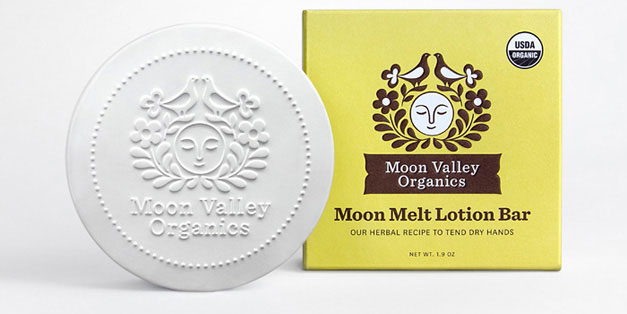 Moon Valley Packaging Design